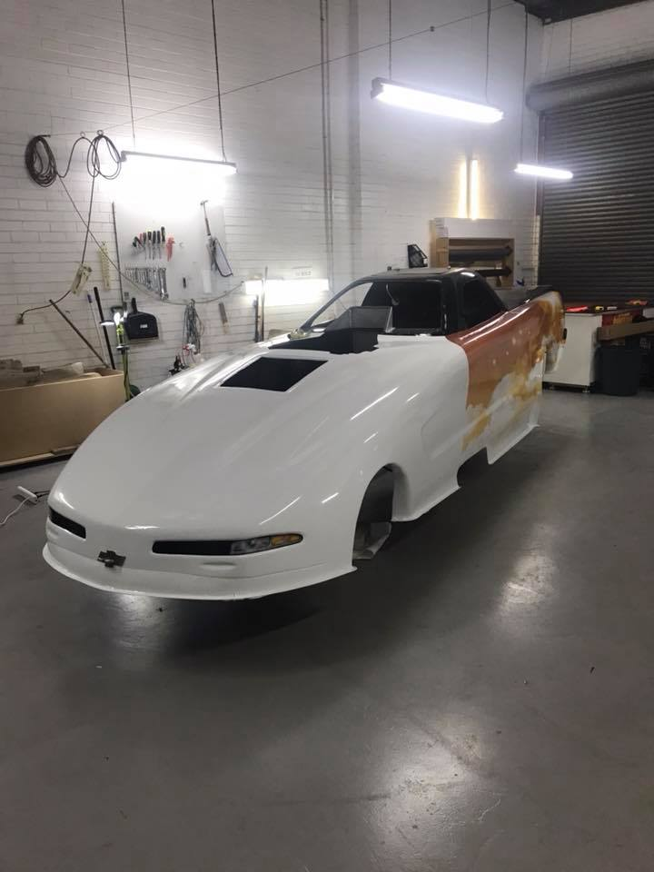 Total Tint Solutions On The Drag Strip Total Tint Solutions