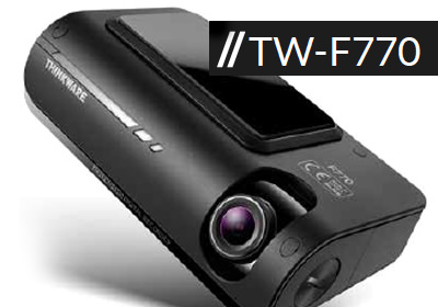 TW-F770 Car Dash Camera
