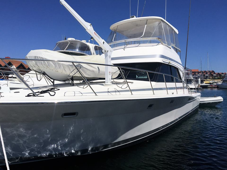 Marine Window Tinting Total Tint Solutions