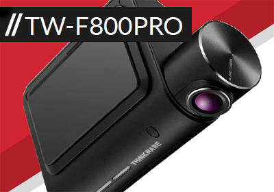 Dash Cam TW F800Pro online