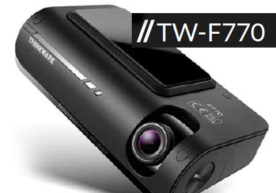 TW-F770 Car dash cam
