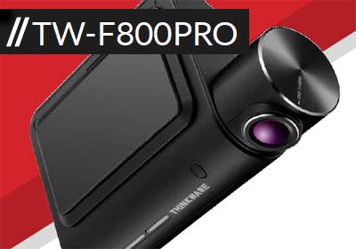 TW F800PRO Car dash cam