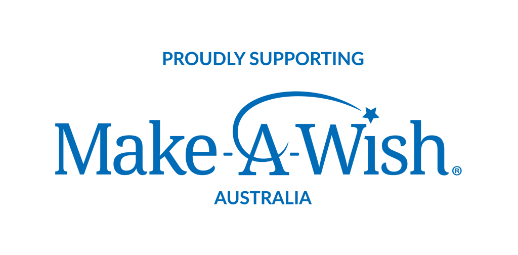 Supporting Make A Wish Foundation