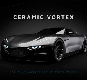 Ceramic Vortex Car window Film